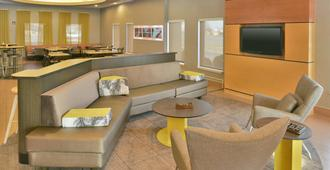 Springhill Suites Des Moines West - West Des Moines - Sala de estar