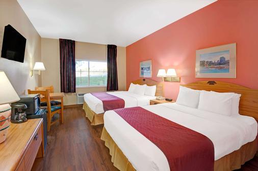 阿爾伯克爾基機場戴斯套房酒店 - 阿爾布奎克 - 阿爾伯克基 - 臥室