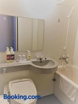 Hotel Crown Hills Yamagata - Yamagata - Μπάνιο
