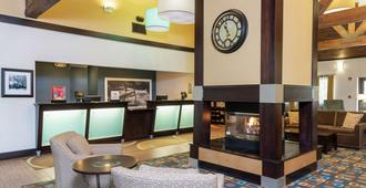 Hampton Inn & Suites Cleveland-Airport/Middleburg Heights - Middleburg Heights - Lobby