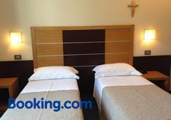 維托里亞酒店 - 聖喬瓦尼洛唐多 - 聖喬瓦尼·羅通多 - 臥室