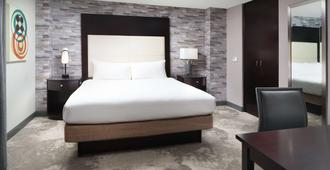 DoubleTree by Hilton Chattanooga - Chattanooga - Bedroom