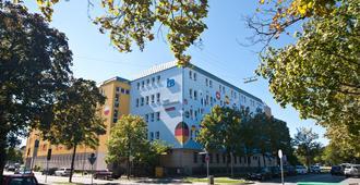 Haus International Hostel - מינכן - בניין