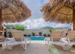 Golden Villas Aruba - Noord - Piscina
