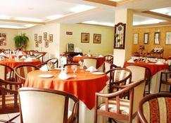 House Inn Apart Hotel - Santa Cruz de la Sierra - Restaurante