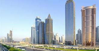 City Premiere Hotel Apartment - Dubai - Utomhus
