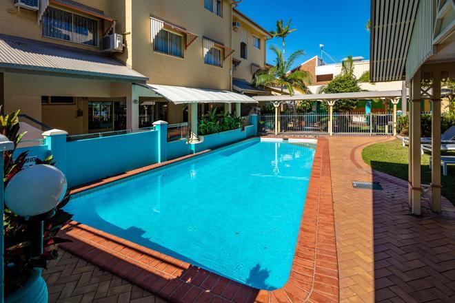 凱恩斯皇庭酒店 - 北開恩茲 - 凱恩斯 - 游泳池