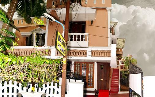 Bastian Homestay - Kochi - Κτίριο