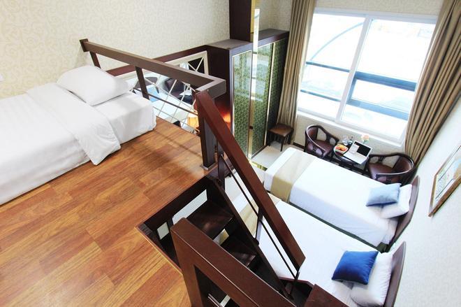 Inter City Seoul - Seoul - Bedroom