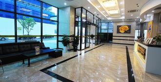 Intercity Seoul Hotel - Seúl - Recepción