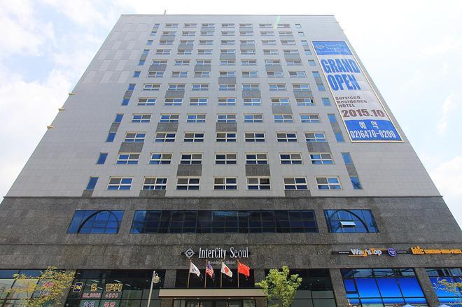Inter City Seoul - Seoul - Building