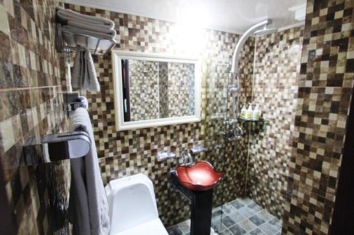 Inter City Seoul - Seoul - Phòng tắm