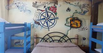 Pirate Haus Inn - St. Augustine - Bedroom