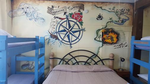 海盜之家酒店 - 聖奧古斯汀 - 聖奧古斯丁 - 臥室