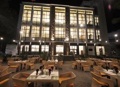 Hotel Aram - Jamnagar - Εστιατόριο