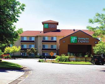 Holiday Inn Express Portland East - Troutdale - Troutdale - Gebäude
