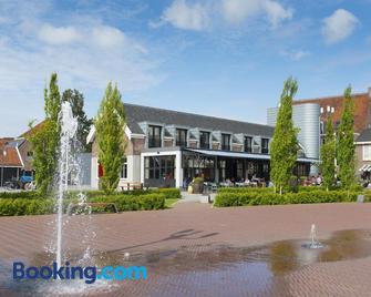 Hotel & Brasserie Katoen - Goes - Building