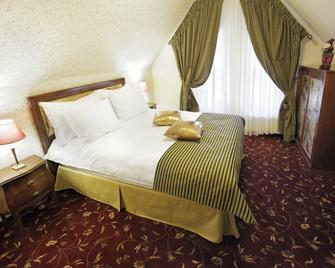 Hotel Boutique Belvedere - Sinaia - Bedroom