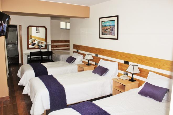 Hotel Anthony's - Lima - Habitación
