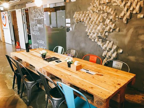 Work Inn Tpe - Taipei - Dining room