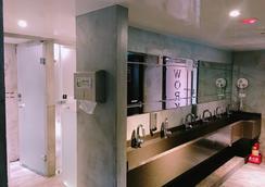 Work Inn Tpe - Taipei - Bathroom