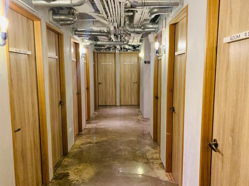 Work Inn Tpe - Taipei - Hallway
