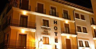 Sercotel Torico Plaza - Teruel - Edificio