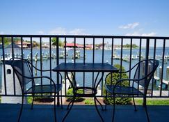 St Michaels Harbour Inn, Marina and Spa - Saint Michaels - Parveke