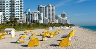 Westgate South Beach Oceanfront Resort - Miami Beach - Beach