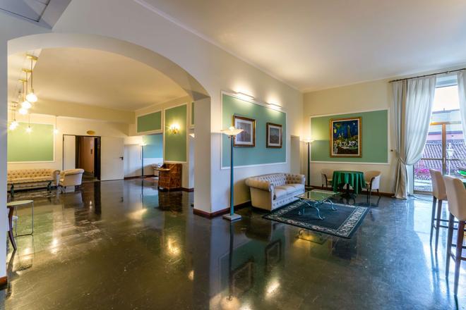 Best Western Hotel San Donato - Bolonia - Lobby