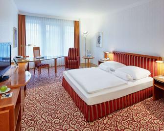 Dorint Herrenkrug Parkhotel Magdeburg - Magdeburg - Bedroom