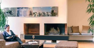 Mercure Hotel Aachen Europaplatz - אאכן - בר