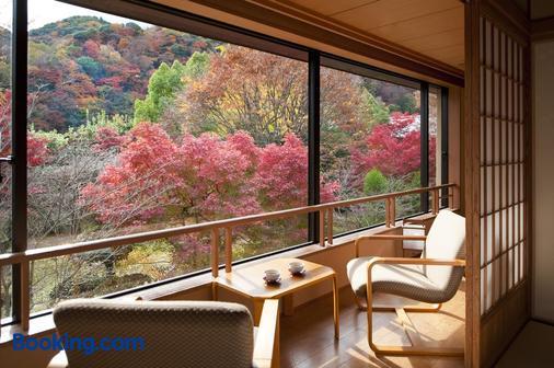 Ranzan Hotel - Kyoto - Ban công