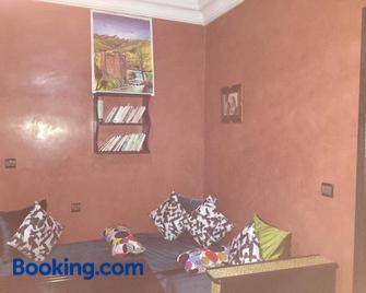 Dar Marwa - Ouzoud - Schlafzimmer