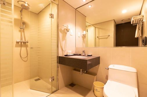 Hotel Inter Burgo Exco - Daegu - Phòng tắm