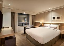 ホテル インター ブルゴ エクスコ - テグ - 寝室