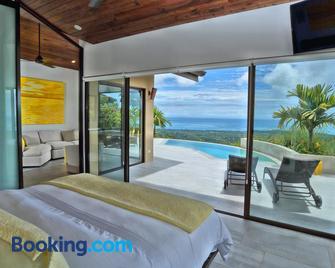 Golden Pineapple Villas - Uvita - Bedroom