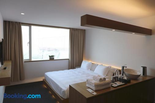 Aventree Hotel - Hangzhou - Bedroom