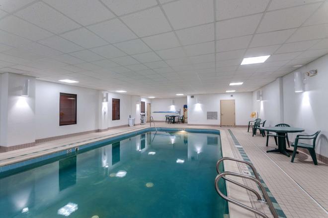 Quality Inn and Suites Edgewood - Aberdeen - Edgewood - Pool
