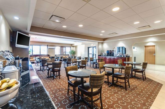 Quality Inn and Suites Edgewood - Aberdeen - Edgewood - Restaurant