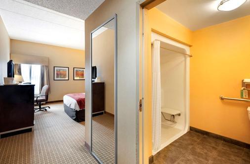 Comfort Inn and Suites Edgewood - Aberdeen - Edgewood - Bathroom