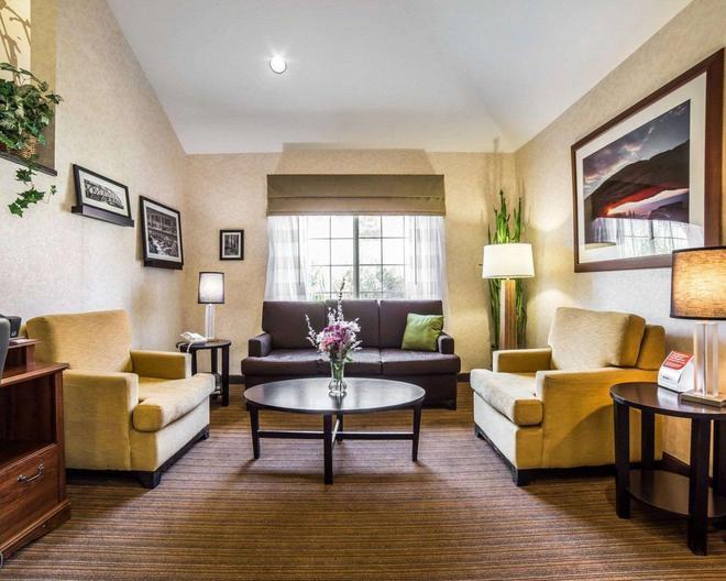 Quality Inn Moab Slickrock Area - Moab - Lobby
