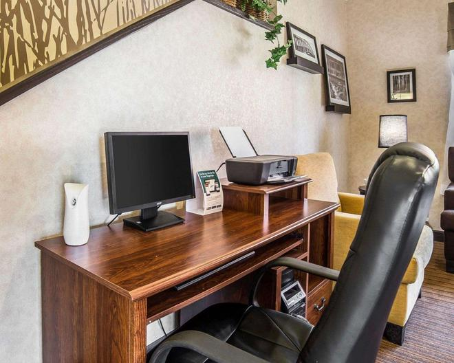 Quality Inn Moab Slickrock Area - Moab - Business centre