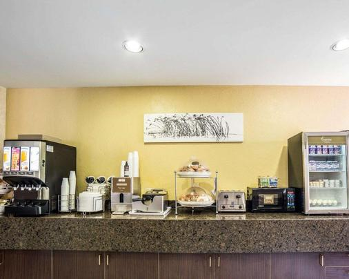 Quality Inn Moab Slickrock Area - Moab - Buffet