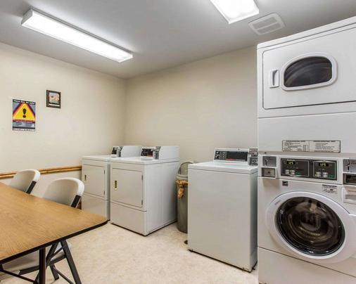 Quality Inn Moab Slickrock Area - Moab - Laundry facility
