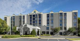 Hyatt Place Charlotte Airport Tyvola Rd - Charlotte - Building