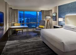 Hyatt Regency Vancouver - Vancouver - Phòng ngủ