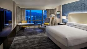 Hyatt Regency Vancouver - Vancouver - Soveværelse