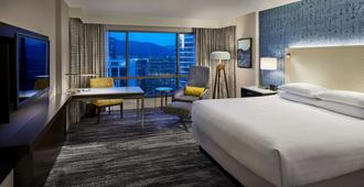 Hyatt Regency Vancouver - Vancouver - Bedroom