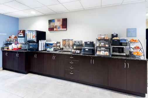 Microtel Inn & Suites by Wyndham Baton Rouge Airport - Baton Rouge - Buffet